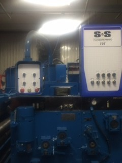 S&S 707 Reconditioned machine